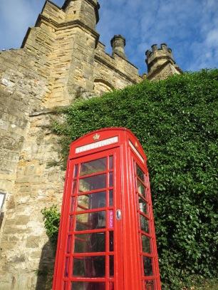 Battle Abbey: the gatehouse.