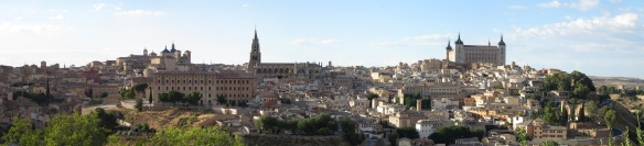 Toledo Panorama 1 - Cropped